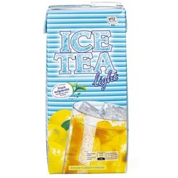 Migros Ice Tea Light Zitrone