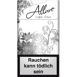 Allure superslims white