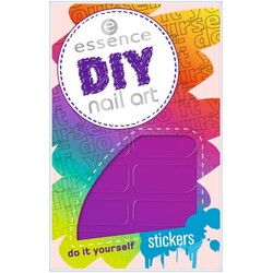 Nail Art Do It Yourself Sticker