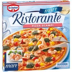 Dr Oetker Ristorante Pizza Scampi 4001724008231 Codecheckinfo