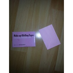 Make-up-Blotting-Papers