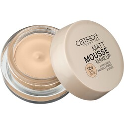 CATRICE Matt Mousse Make-up - 050 Sand Beige