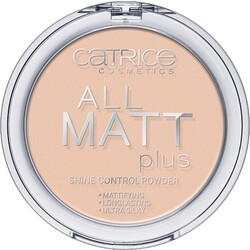 CATRICE All Matt Plus Shine Control Powder - 010 Transparent