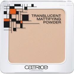 CATRICE Translucent Mattifying Powder - C01 Translucent