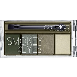 CATRICE Smokey Eyes Set - 050 Love, Peas & Harmony