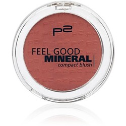 p2 feel good mineral compact blush 020 sweet rose