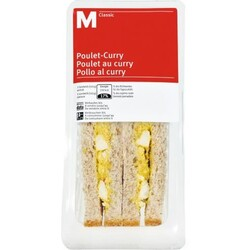 M-Classic Poulet-Curry