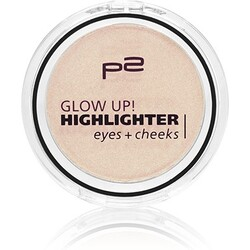 p2 glow up! highlighter eyes + cheeks 030 - high gleam