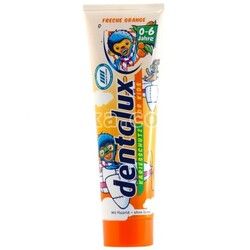 Dentalux for kids - Freche Orange
