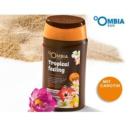 OMBIA Sun Tropical Feeling Fruit Sonnenmilch LSF 20