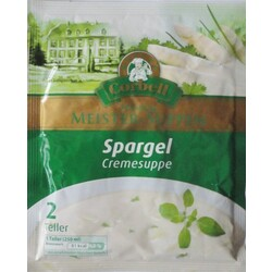 Spargel Cremesuppe