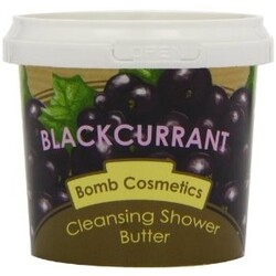Bomb Cosmetics - Cleansing Shower Butter Black Currant