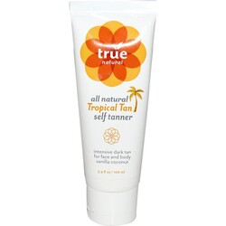 True Natural - Tropical Tan Face & Body Self Tanner