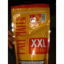 Pall Mall - Allround Tabak
