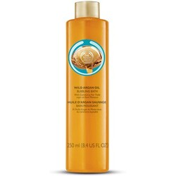 The Body Shop Wild Argan Oil Bubbling Bath