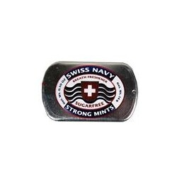 Swiss Navy Strong Mints