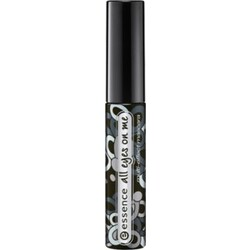 essence cosmetics Wimperntusche all eyes on me multi-effect mascara soft black 01, 8 ml