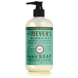 Mrs. Meyer's Clean Day - Hand Soap Basil