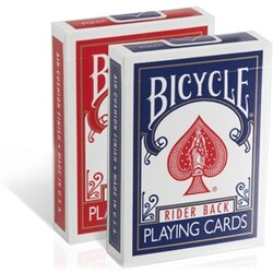 Bicycle - Rider Back 807 Deck