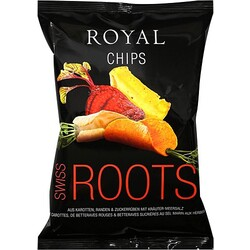 Royal Chips Swiss Roots