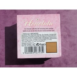 Honolulu-Bronzer