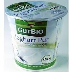 gutbio joghurt pur 29007905 codecheck info. Black Bedroom Furniture Sets. Home Design Ideas