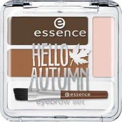 essence hello autumn - eyebrow set 01