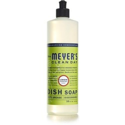 Mrs Meyers Clean Day Dish Soap Lemon Verbena