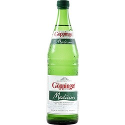 Göppinger Mineralwasser Medium