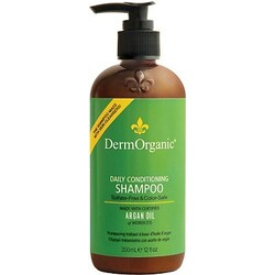 Derm organic daily conditioning shampoo
