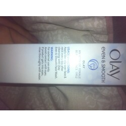 Olay even&smooth light Day creme