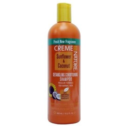 Creme of Nature - Sunflower & Coconut Detangling Conditioning Shampoo