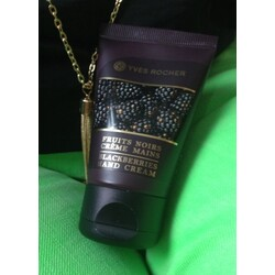 Yves Rocher Blackberries Handcreme
