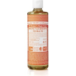 Dr. Bronners magic soap teebaum