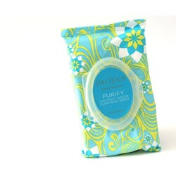 Pacifica Purify Ccoconut Water Cleansing Wipes