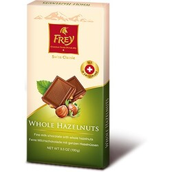 Frey Whole Hazelnuts