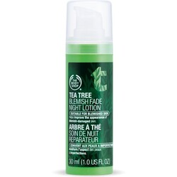 Bodyshop Tee Trea Blemish Fade Night Lotion
