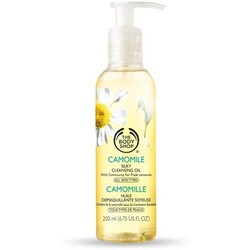 Body Shop Camomile Cleansing Oil