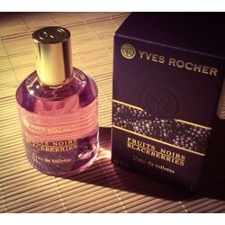 Yves Rocher Fruits Noirs Blackberries