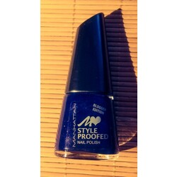Manhattan Style Proofed Nagellack Bloggers Edition 01S