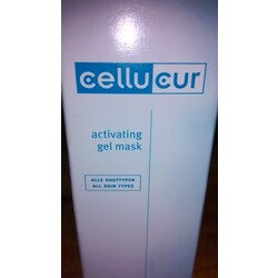 cellucur activating gel mask