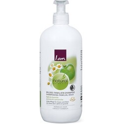 I am natural cosmetics Mildes Familien-Shampoo