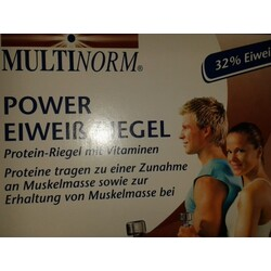 Power Eiweiß Riegel