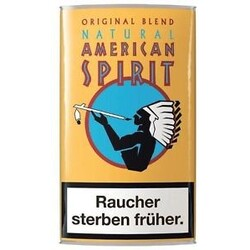 Natural American Spirit Original Blend Zigarettentabak