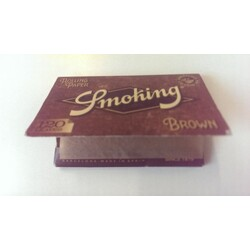 Smoking Rolling Paper Brown