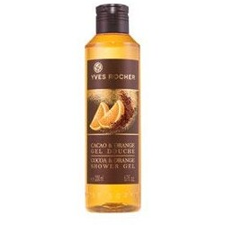 yves rocher cacao&orange shower gel