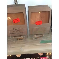 Rival de Loop Nude Powder Matt