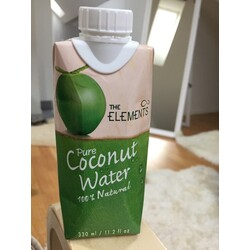 The Elements - Pure Coconut Water