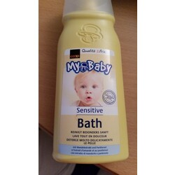 my baby bath sensitive