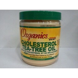 Africa's Best® Organics Cholestrol Tea-Tree Oil 15 oz